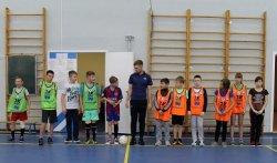 Школьный этап по мини- футболу.