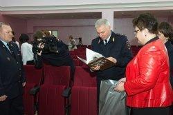 Главный полицейский Красноярского края встретился с учащимися профильного класса
