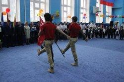 Полицейские Таймыра поздравили школьников с началом нового учебного года