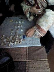 Учащиеся нашей школы стали участниками квеста, посвященного творчеству нганасанского художника Мотюмяку Сочупчеевича Турдагина