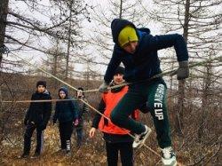 Военно-спортивная игра «Таймырская Зарница».
