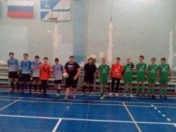 Городские соревнования по мини – футболу.