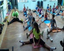 В рамках краевой профилактической акции «Молодёжь выбирает жизнь», в  клубе «Здоровячок» прошёл мастер – класс