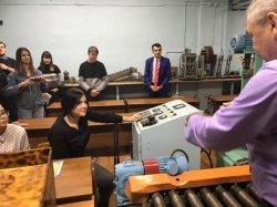Учащиеся 10 и 11 классов нашей школы посетили Норильский Индустриальный институт