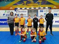Финальная игра в Региональных соревнованиях по мини-футболу.