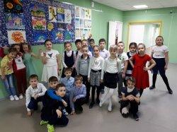 Персональная выставка учеников 1 «А» класса, Шигина Виталия и Шигиной Софьи под названием «В искусстве – жизнь».