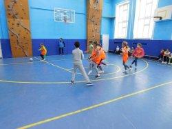 Школьный этап по мини - футболу