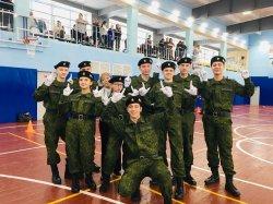 Военно-спортивная игра «Победа»