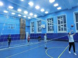 Таблица соревнования по волейболу