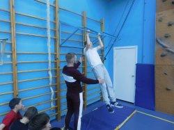 Школьный этап Всероссийских спортивных  соревнований школьников «Президентские состязания»