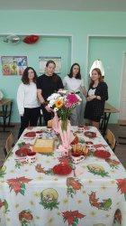 Творческий проект «Праздничный сладкий стол»