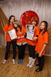 «Школьное сияние» на конкурсе «Нежелтая пресса»
