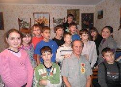 С днём рождения, наш дорогой Иван Федотович!